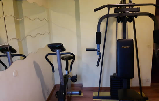 pizzo del frate suite fitness